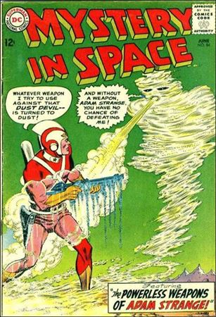 Mystery in Space (1951) 84-A
