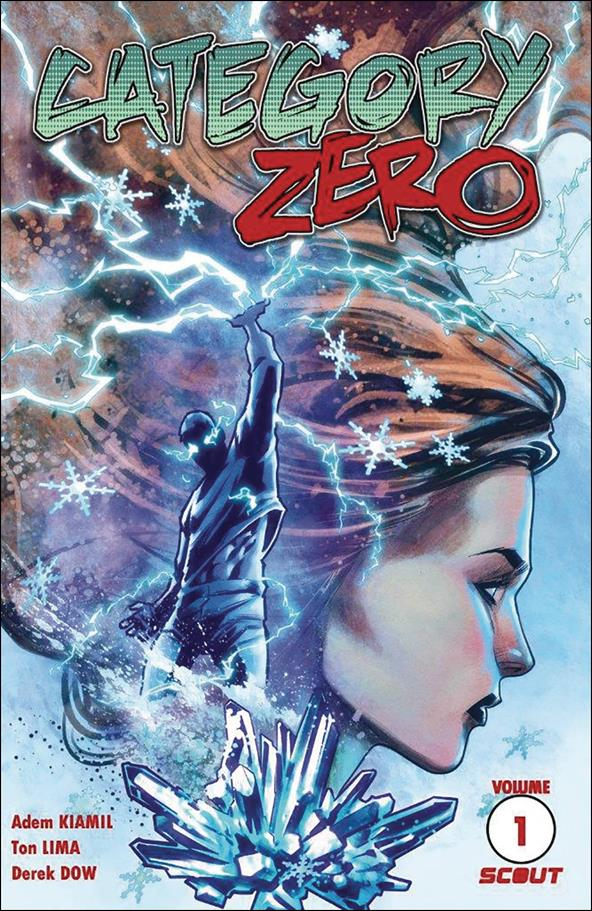 Category Zero 1-A by Scout Comics