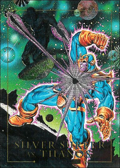 1992 Marvel Masterpieces (Battle Spectra Subset) 2-D-A by SkyBox