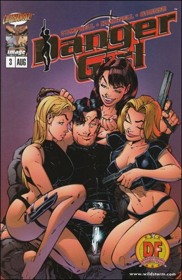 Danger Girl 3-D by Cliffhanger