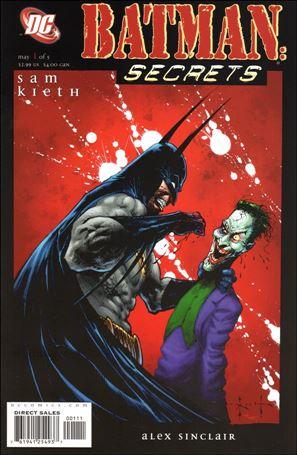 Batman: Secrets 1-A