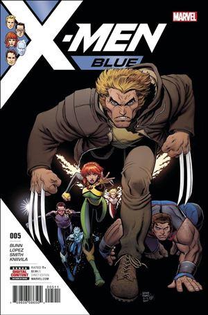 X-Men: Blue 5-A