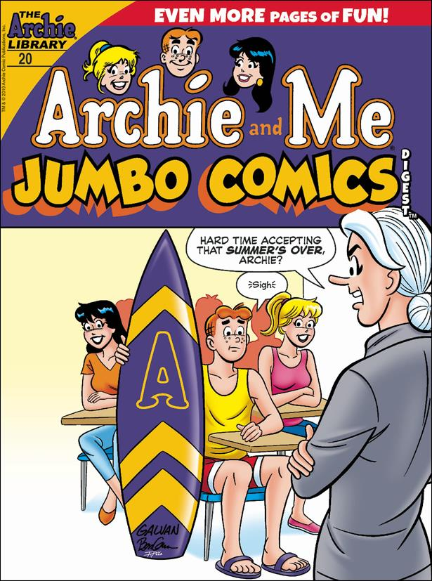 Archie and Me (Jumbo) Comics Digest 20-A by Archie