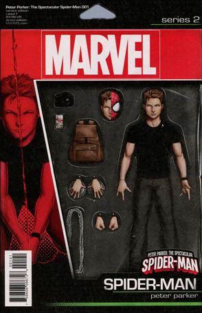 Peter Parker: The Spectacular Spider-Man 1-D