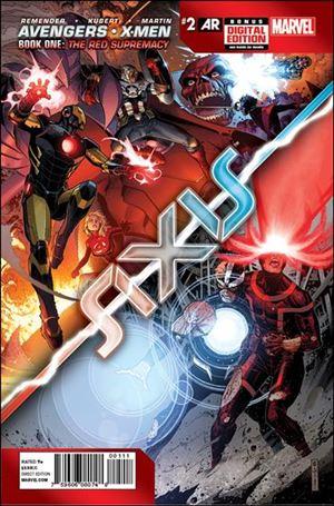 Avengers & X-Men: AXIS 2-A