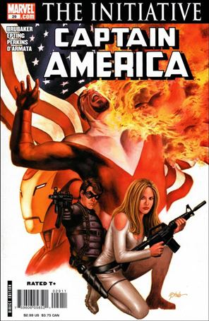 Captain America (2005) 29-A