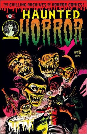 Haunted Horror 15-A