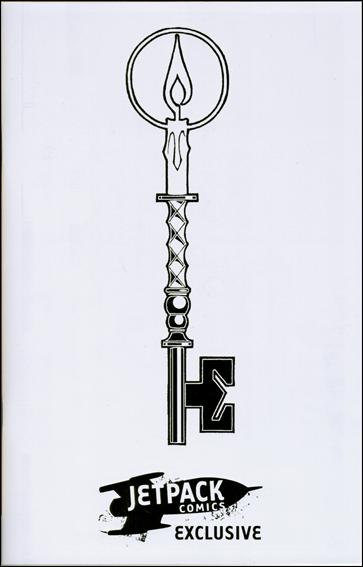Locke &amp; Key: Crown of Shadows 1-C by IDW