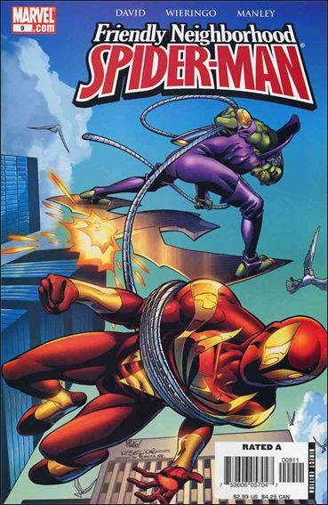 Friendly Neighborhood Spider-Man 9-A by Marvel