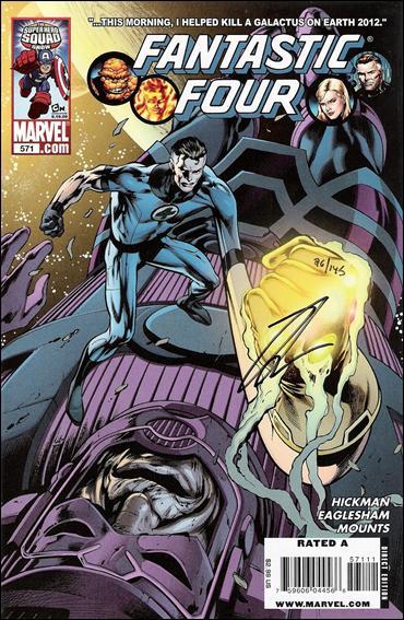 Fantastic Four (1961) 571-D by Marvel