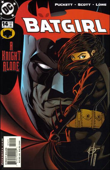 Batgirl (2000) 14-A by DC