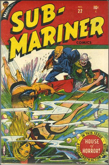 Sub-Mariner (1941) 22-A by Atlas