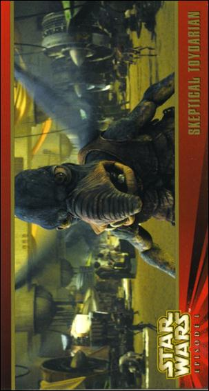 Star Wars: Episode I Widevision: Series 1 (Base Set) 43-A by Topps