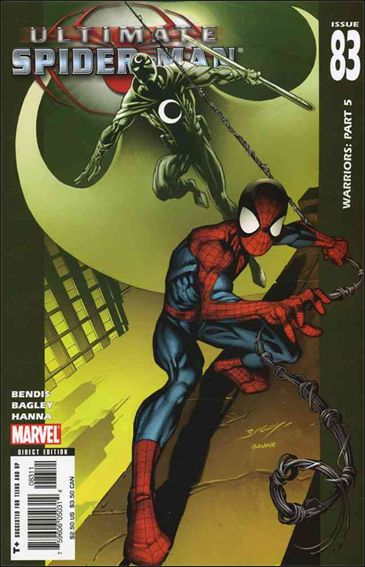 Ultimate Spider-Man (2000) 83-A by Marvel