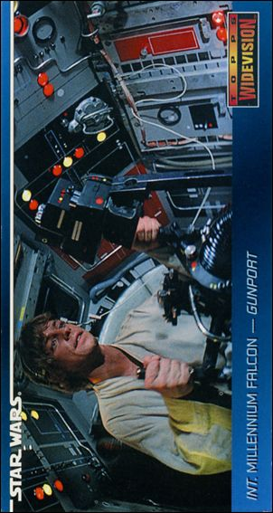 Star Wars Widevision (Promo) K-02-A by Topps