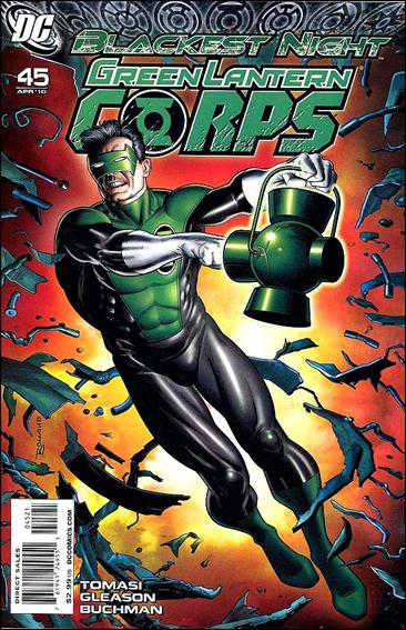 Green Lantern Corps (2006) 45-B by DC