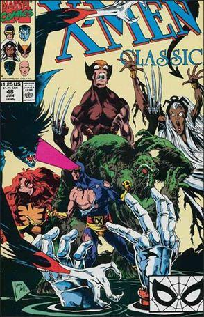 X-Men Classic 48-A