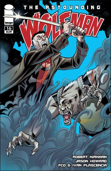 Astounding Wolf-Man 16-A by Image