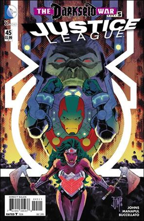 Justice League (2011) 45-A