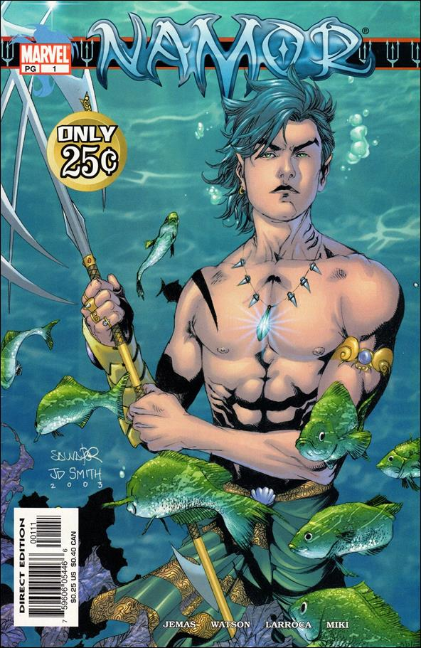 Namor 1-A by Marvel
