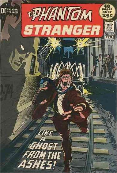 Phantom Stranger (1969) 17-A by DC