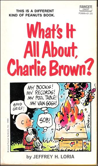 What's It All About, Charlie Brown? 1-A by Fawcett