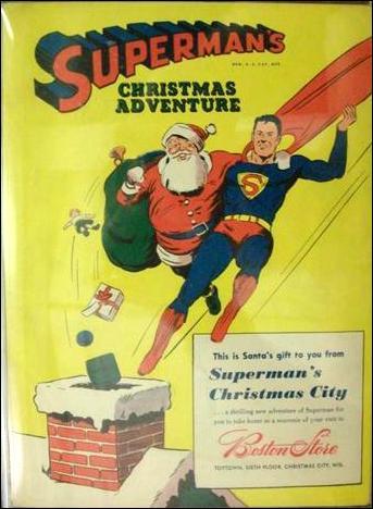 Superman's Christmas Adventure 1,940-B by DC