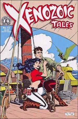 Xenozoic Tales 11-A