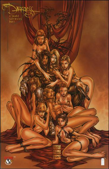 Darkness (1996) 7-B by Top Cow