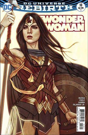 Wonder Woman (2016)  18-B