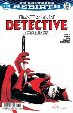Detective Comics (1937) 953-B