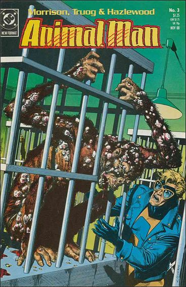 Animal Man (1988) 3-A by Vertigo