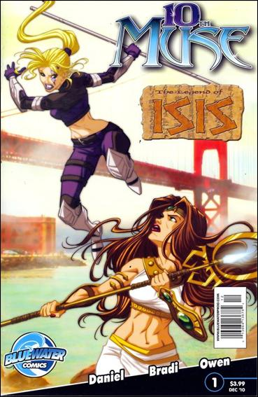 10th Muse vs Legend of Isis 1-A by Bluewater Comics