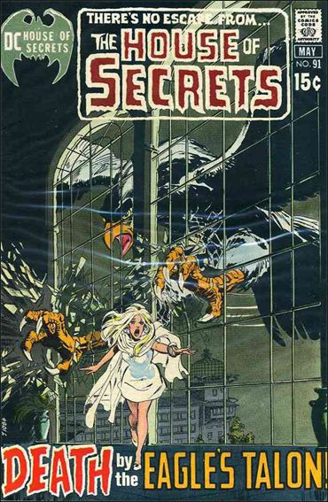 House of Secrets (1956) 91-A by DC
