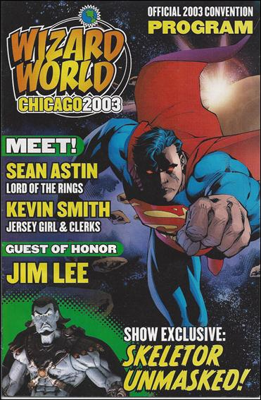 Wizard World Chicago Convention Program 2003-A by Wizard Press