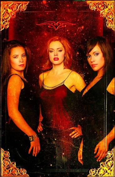 Charmed 3-A by Zenescope Entertainment