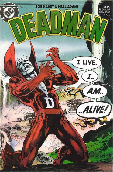 Deadman (1985) 7-A by DC
