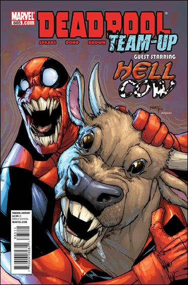 Deadpool Team-Up (2010) 885-A by Marvel