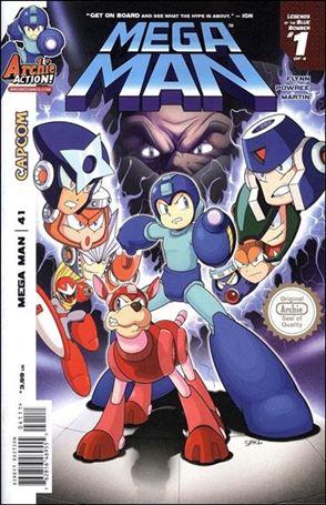 Mega Man 41-A