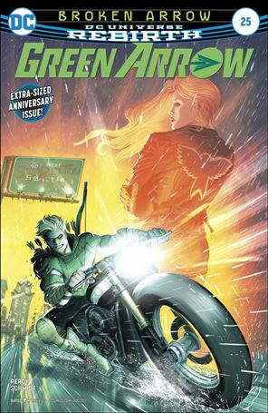 Green Arrow (2016) 25-A