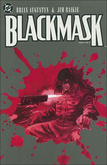 Blackmask (1994) 2-A by DC