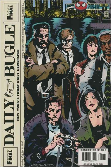 Daily Bugle (1996) 1-A by Marvel