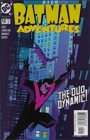 Batman Adventures (2003) 12-A