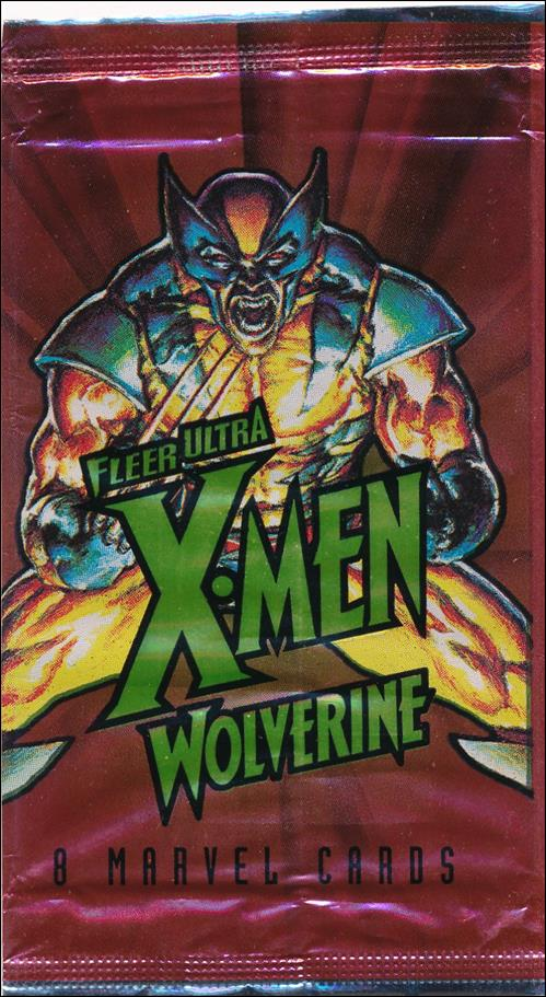 1996 Fleer Ultra X-Men: Wolverine 2-A by Fleer