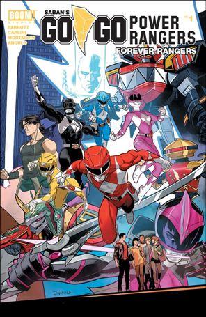 Saban's Go Go Power Rangers: Forever Rangers 1-A