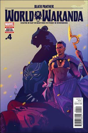Black Panther: World of Wakanda 4-A