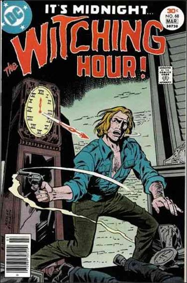Witching Hour (1969) 68-A by DC