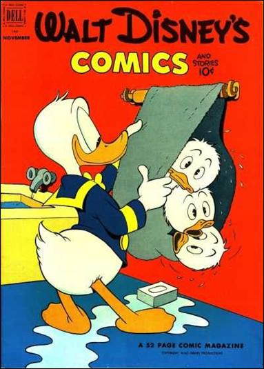 Walt Disney's Comics and Stories (1940) 146-A by Dell
