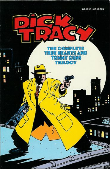 Dick Tracy: Trilogy 1-A by Walt Disney Productions