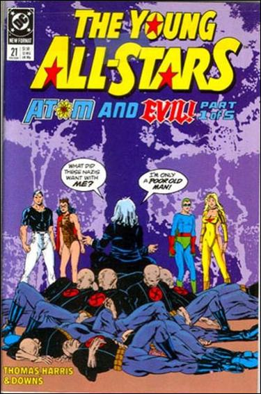 Young All-Stars 21-A by DC